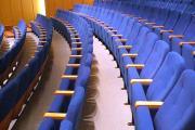Blaue kinositze prostar